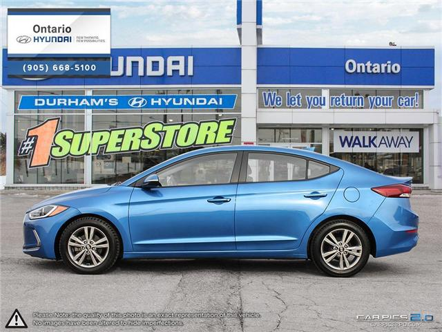 2018 Hyundai Elantra GL / Financing Available (Stk: 44905K) in Whitby - Image 3 of 27