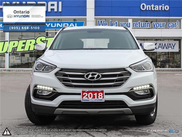 2018 Hyundai Santa Fe Sport 2.4 Premium / AWD (Stk: 54966K) in Whitby - Image 2 of 27
