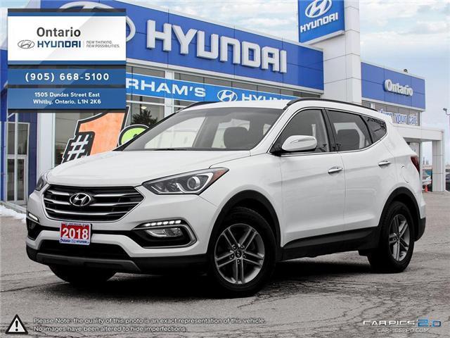 2018 Hyundai Santa Fe Sport 2.4 Premium (Stk: 52744K) in Whitby - Image 1 of 27