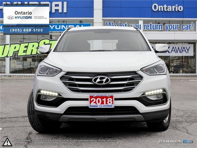 2018 Hyundai Santa Fe Sport 2.4 Premium (Stk: 52744K) in Whitby - Image 2 of 27
