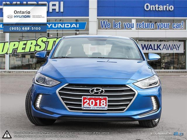 2018 Hyundai Elantra GL / Low Klm (Stk: 44901K) in Whitby - Image 2 of 27