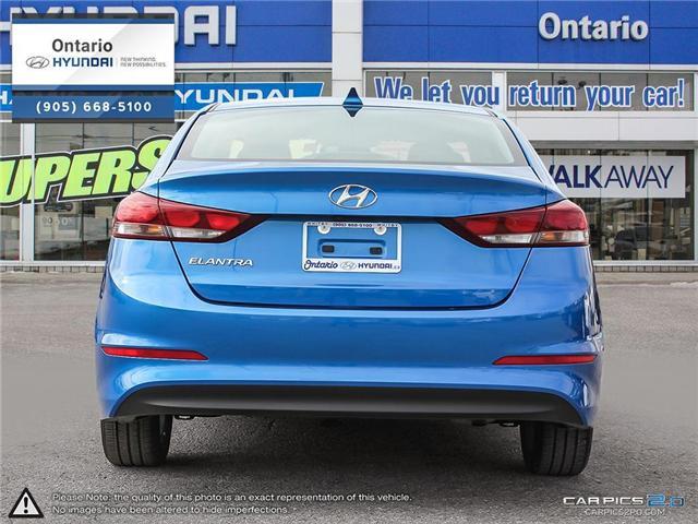 2018 Hyundai Elantra GL / Low Klm (Stk: 44901K) in Whitby - Image 5 of 27