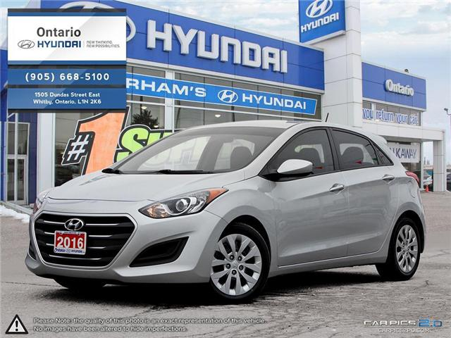 2016 Hyundai Elantra GT GL / Automatic (Stk: 27794K) in Whitby - Image 1 of 27