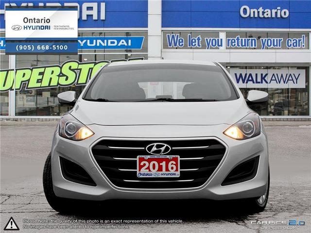 2016 Hyundai Elantra GT GL / Automatic (Stk: 27794K) in Whitby - Image 2 of 27
