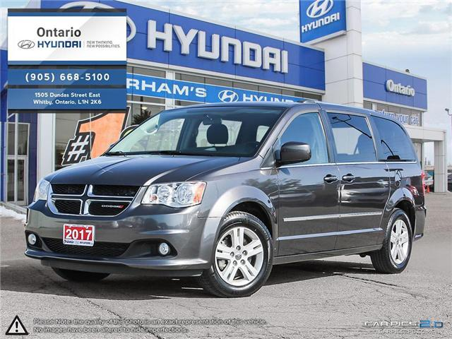 2017 Dodge Grand Caravan Crew 7 Passenger / Sto & Go (Stk: 75299K) in Whitby - Image 1 of 27