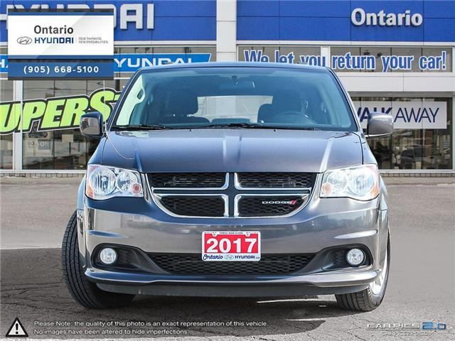 2017 Dodge Grand Caravan Crew 7 Passenger / Sto & Go (Stk: 75299K) in Whitby - Image 2 of 27