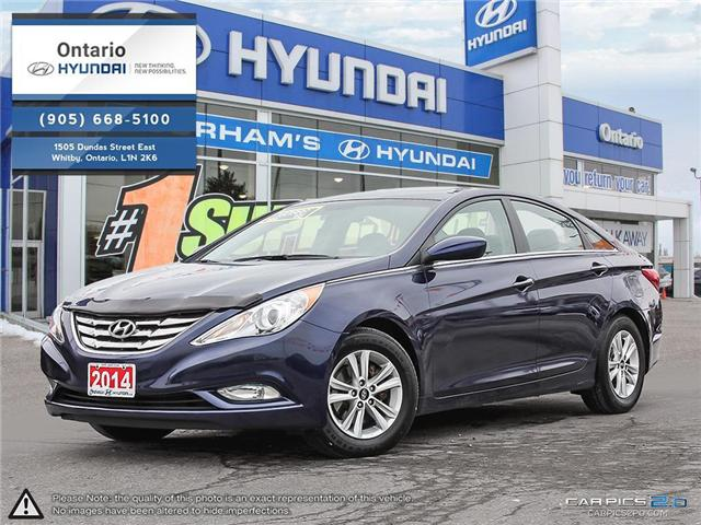 2013 Hyundai Sonata GLS / Sunroof (Stk: 93901K) in Whitby - Image 1 of 27