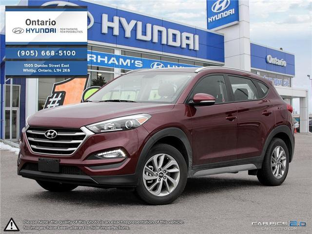 2018 Hyundai Tucson Premium 2.0 Litre (Stk: 15665L) in Whitby - Image 1 of 27
