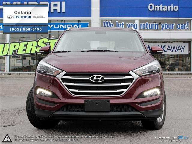 2018 Hyundai Tucson Premium 2.0 Litre (Stk: 15665L) in Whitby - Image 2 of 27