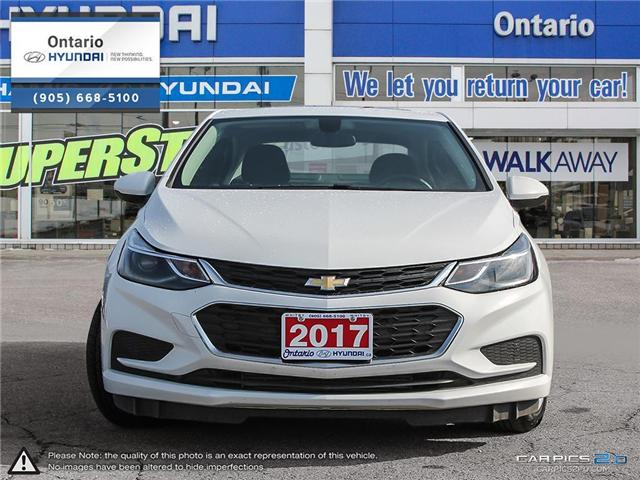 2017 Chevrolet Cruze LT Auto / Reduced Price (Stk: 93240K) in Whitby - Image 2 of 27