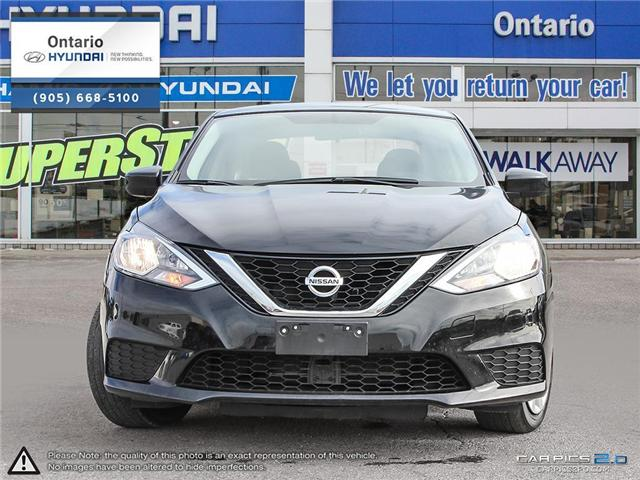 2017 Nissan Sentra 1.8 SV / Reduced Price (Stk: 70728K) in Whitby - Image 2 of 27