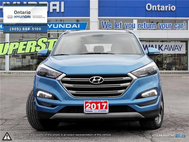 2017 Hyundai Tucson SE 1.6 / AWD (Stk: 66511K) in Whitby - Image 2 of 27