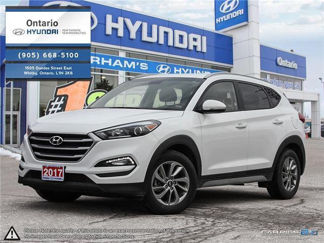 2017 Hyundai Tucson Premium 2.0 (Stk: 88819K) in Whitby - Image 1 of 27