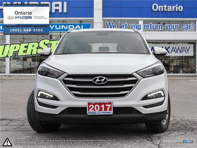 2017 Hyundai Tucson Premium 2.0 (Stk: 88819K) in Whitby - Image 2 of 27