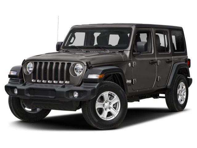 2019 Jeep Wrangler Unlimited Sahara (Stk: 32280) in Humboldt - Image 1 of 9
