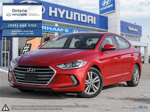 2017 Hyundai Elantra GL / Factory Warranty (Stk: 22307K) in Whitby - Image 1 of 27