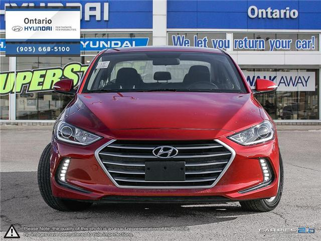 2017 Hyundai Elantra GL / Factory Warranty (Stk: 22307K) in Whitby - Image 2 of 27