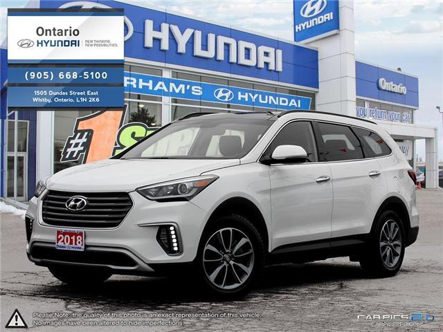 2018 Hyundai Santa Fe XL Luxury 7 Passenger (Stk: 84706K) in Whitby - Image 1 of 27