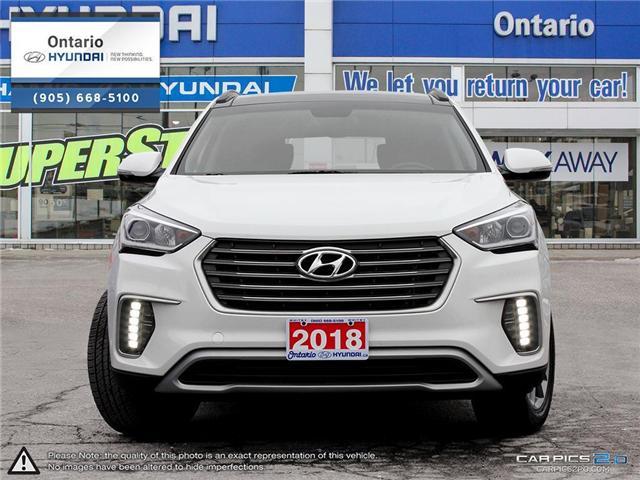 2018 Hyundai Santa Fe XL Luxury 7 Passenger (Stk: 84706K) in Whitby - Image 2 of 27