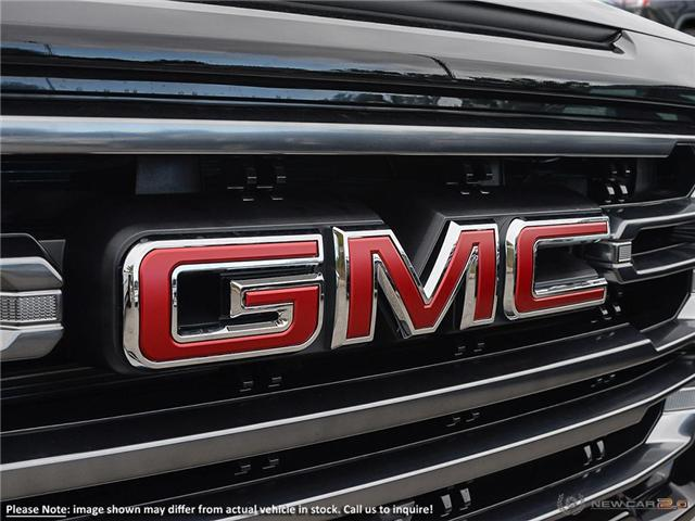 2019 GMC Sierra 1500 AT4 (Stk: G9K044) in Mississauga - Image 9 of 24
