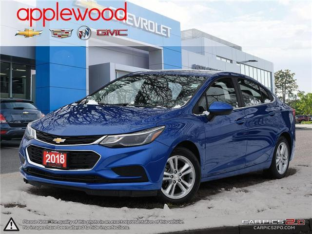 2018 Chevrolet Cruze LT Auto (Stk: 7279A) in Mississauga - Image 1 of 27