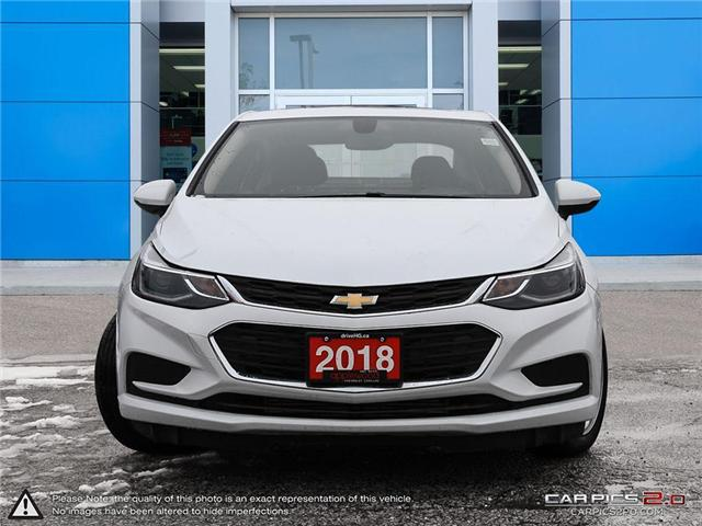 2018 Chevrolet Cruze LT Auto (Stk: 4657A) in Mississauga - Image 2 of 27