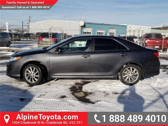 2012 Toyota Camry LE (Stk: S884356A) in Cranbrook - Image 2 of 16