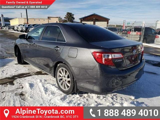 2012 Toyota Camry LE (Stk: S884356A) in Cranbrook - Image 3 of 16
