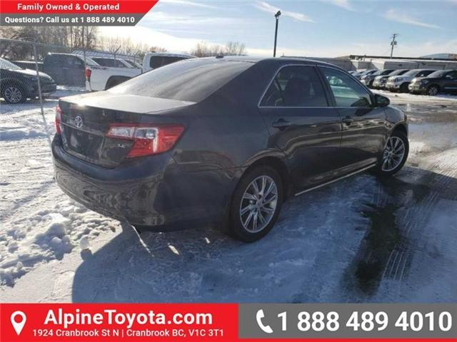 2012 Toyota Camry LE (Stk: S884356A) in Cranbrook - Image 5 of 16