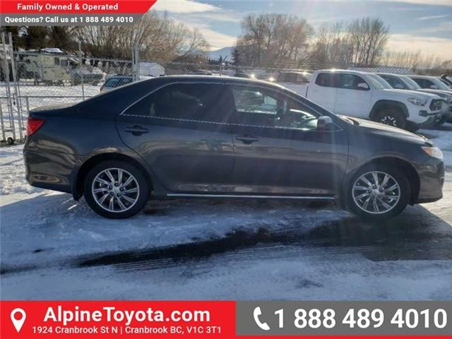2012 Toyota Camry LE (Stk: S884356A) in Cranbrook - Image 6 of 16
