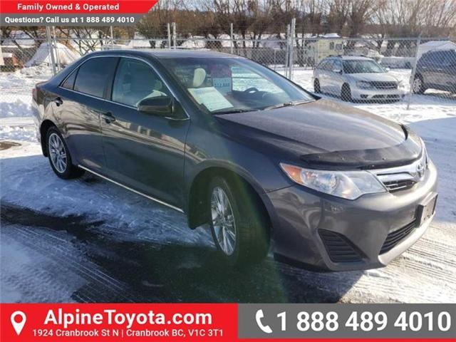 2012 Toyota Camry LE (Stk: S884356A) in Cranbrook - Image 7 of 16