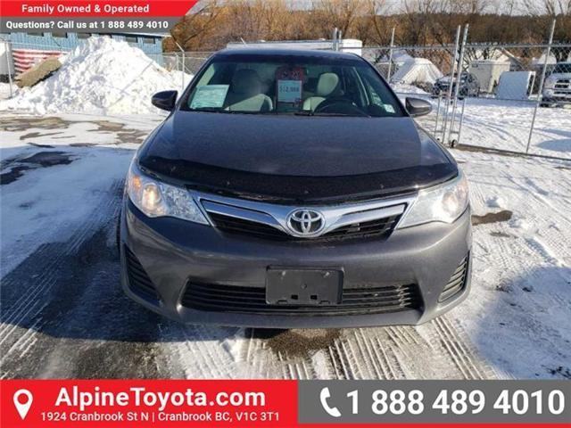 2012 Toyota Camry LE (Stk: S884356A) in Cranbrook - Image 8 of 16
