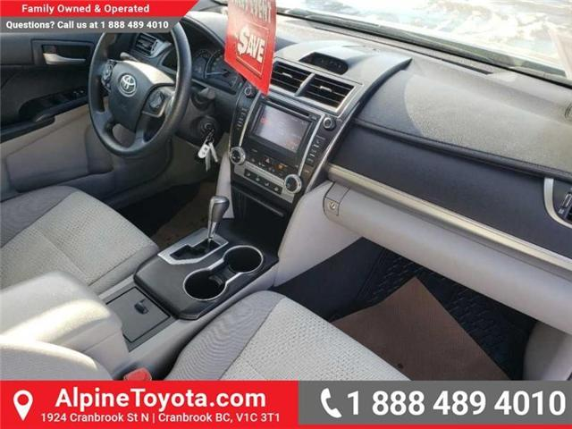 2012 Toyota Camry LE (Stk: S884356A) in Cranbrook - Image 11 of 16