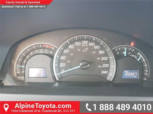 2012 Toyota Camry LE (Stk: S884356A) in Cranbrook - Image 15 of 16