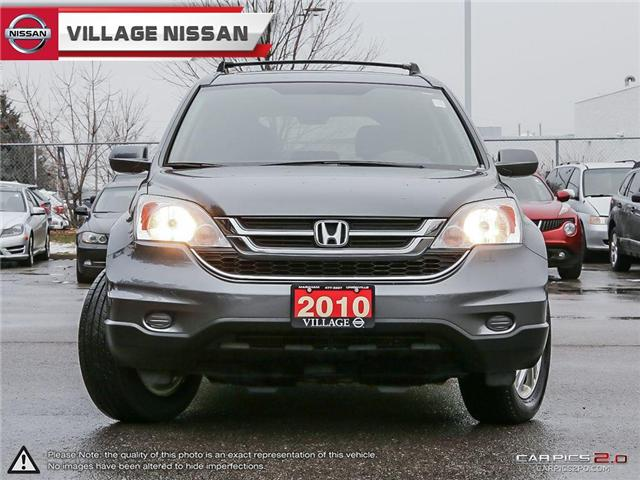 2010 Honda CR-V EX (Stk: 90042A) in Unionville - Image 2 of 27