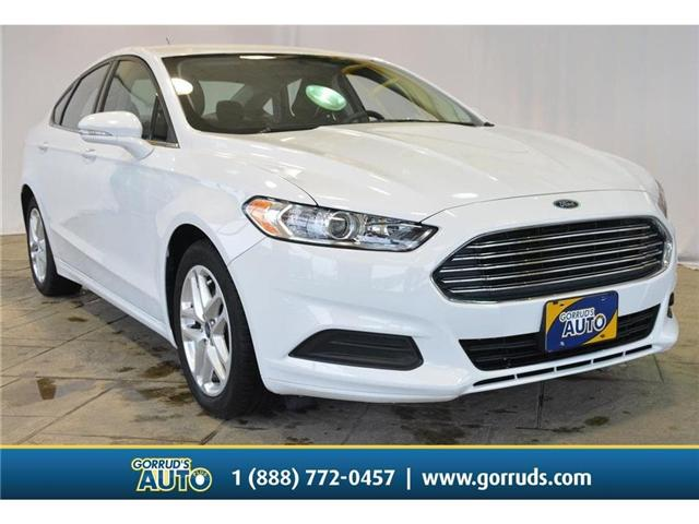 2016 Ford Fusion SE (Stk: 371233) in Milton - Image 1 of 41