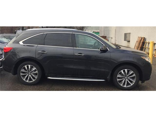 2015 Acura MDX Technology Package (Stk: 503373T) in Brampton - Image 2 of 3