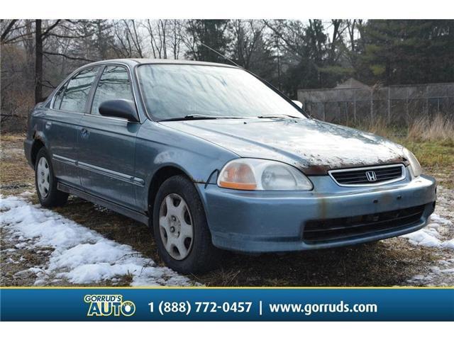 1998 Honda Civic EX (Stk: 810673) in Milton - Image 1 of 13