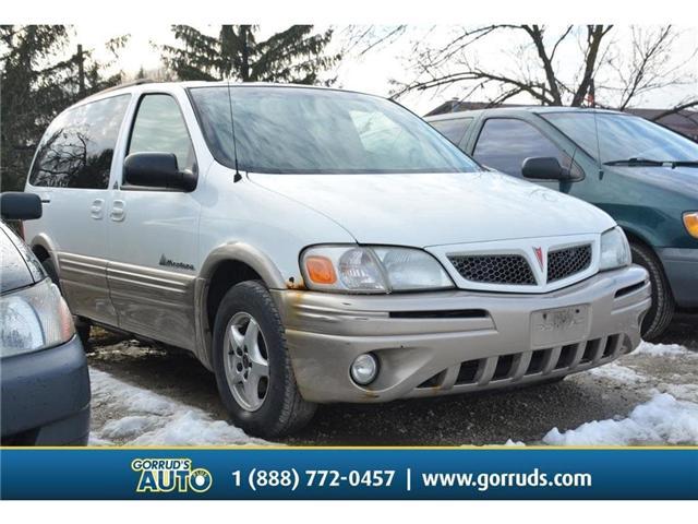 2002 Pontiac Montana  (Stk: 309709) in Milton - Image 1 of 8