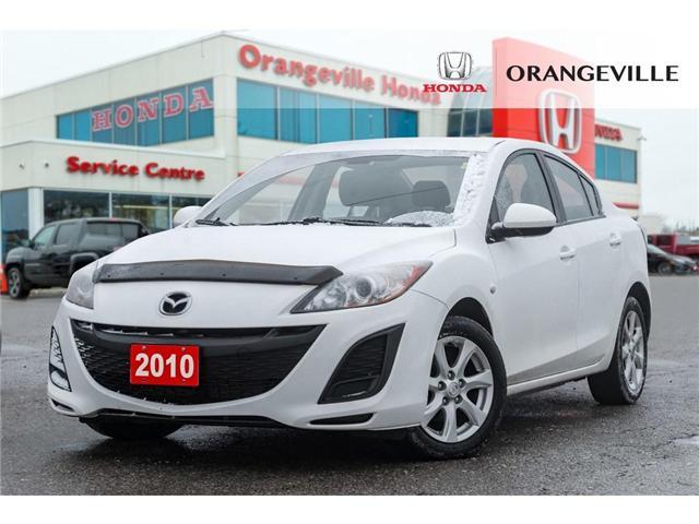 2010 Mazda Mazda3  (Stk: R19055A) in Orangeville - Image 1 of 18