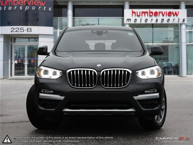 2018 BMW X3 xDrive30i (Stk: 18HMS765) in Mississauga - Image 2 of 27