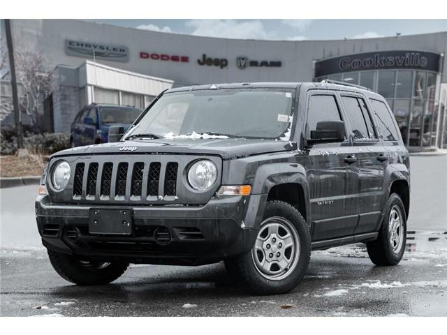 2016 Jeep Patriot Sport/North (Stk: 7802P) in Mississauga - Image 1 of 17