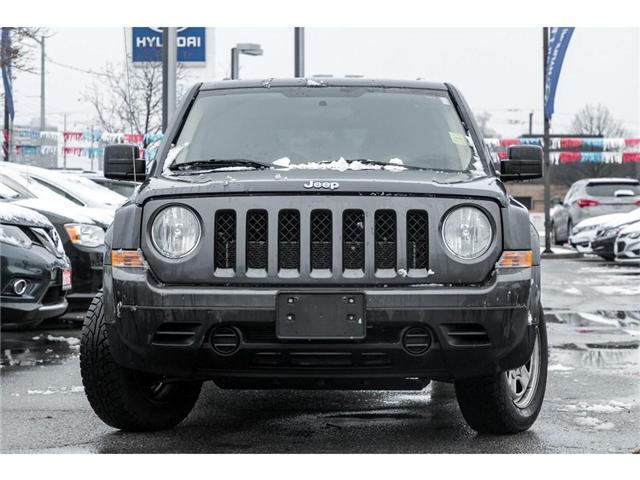2016 Jeep Patriot Sport/North (Stk: 7802P) in Mississauga - Image 2 of 17