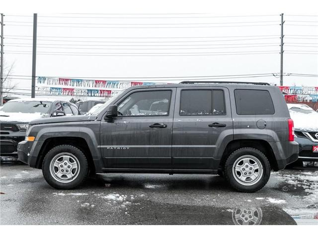2016 Jeep Patriot Sport/North (Stk: 7802P) in Mississauga - Image 3 of 17