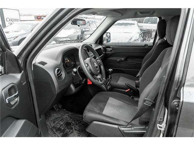 2016 Jeep Patriot Sport/North (Stk: 7802P) in Mississauga - Image 8 of 17