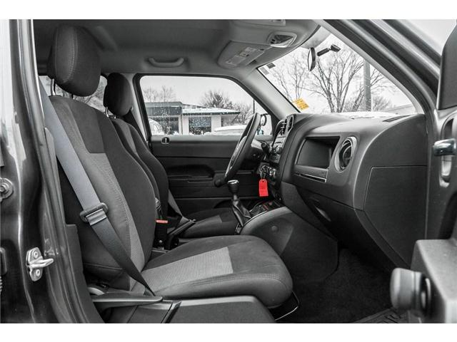 2016 Jeep Patriot Sport/North (Stk: 7802P) in Mississauga - Image 14 of 17