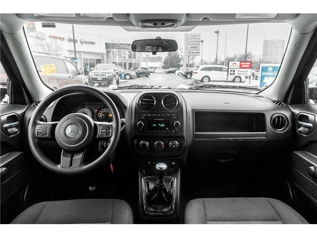 2016 Jeep Patriot Sport/North (Stk: 7802P) in Mississauga - Image 16 of 17