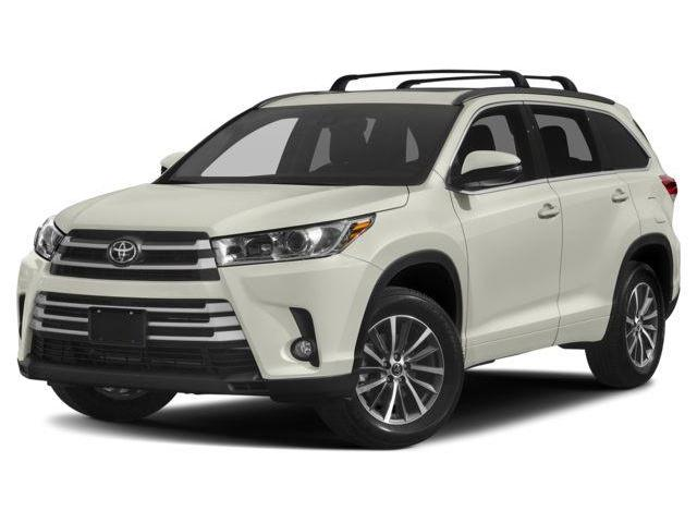 2019 Toyota Highlander XLE AWD SE Package (Stk: 573230) in Milton - Image 1 of 9