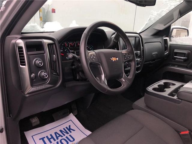 2018 Chevrolet Silverado 1500 Used 2018 Chev. 1500 Silverado Crew-Cab (Stk: PU85171) in Toronto - Image 8 of 15