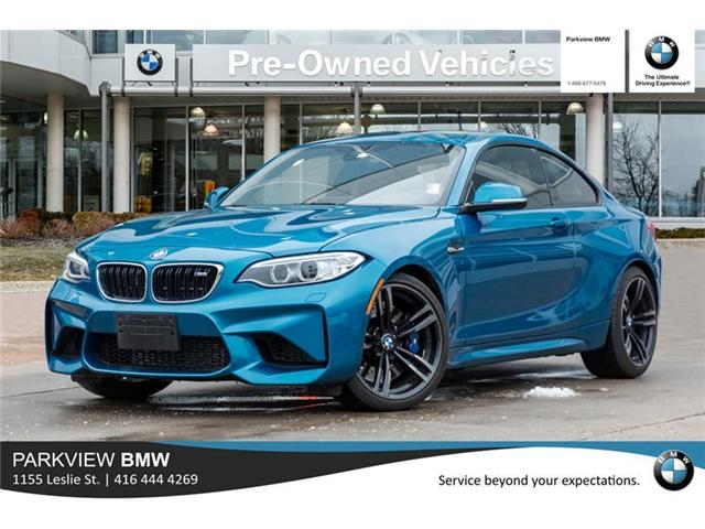 2017 BMW M2 Base (Stk: 20455A) in Toronto - Image 1 of 21